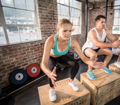 Preparing your body for high intensity training with Plyometrics