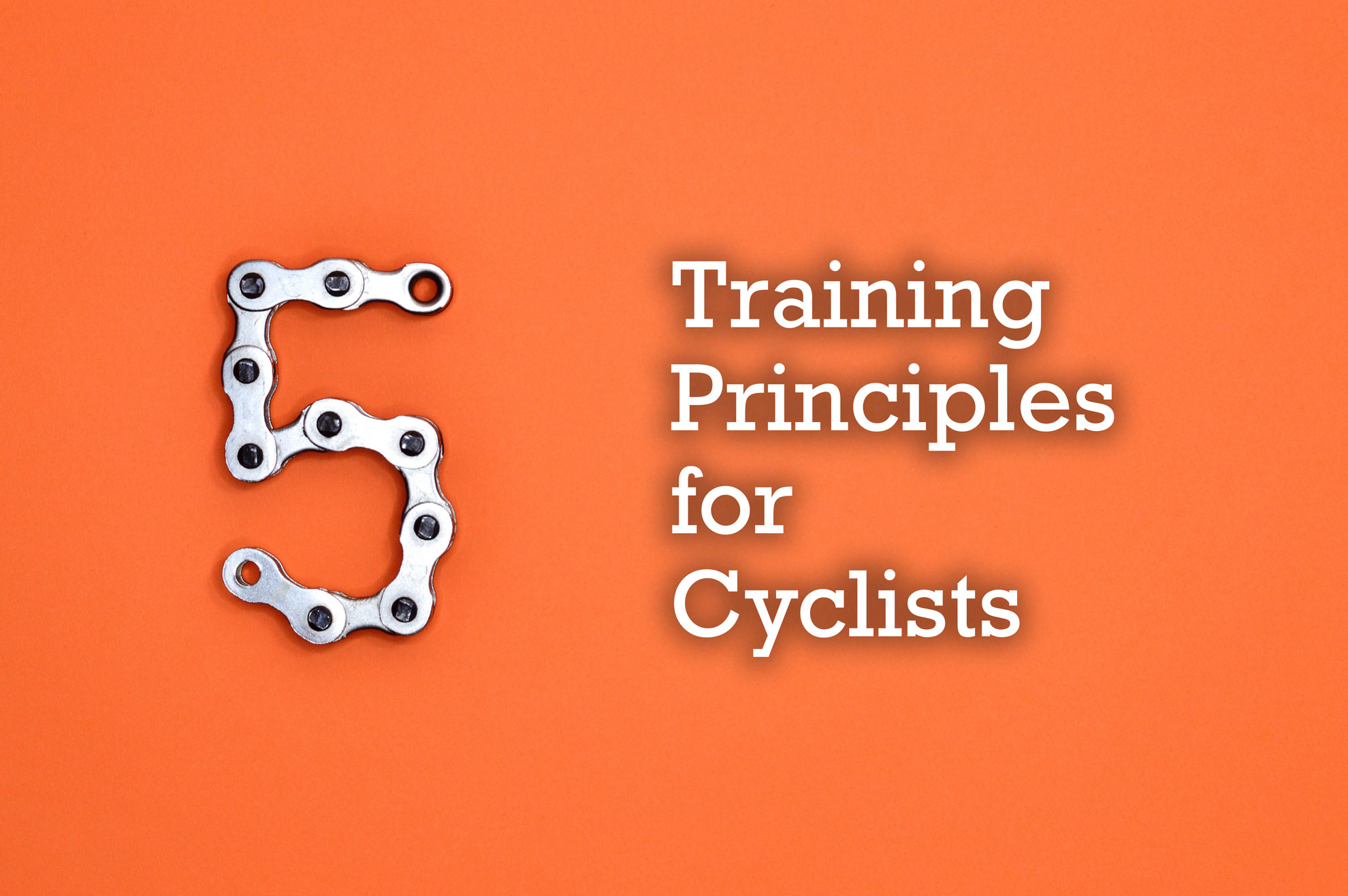 5 Training Principles for Cyclists