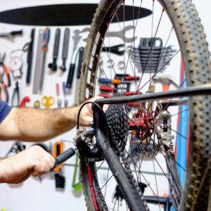 Bicycle Repair Shop